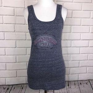 Harley-Davidson Ladies Since 1903 Purple Tank Top
